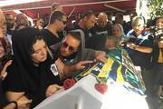 Maganda kurşunuyla ölen 10 yaşındaki Selin son yolculuğuna uğurlandı