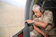 Jandarma Genel Komutanından Bulgurlu Dağında birliklerde denetleme