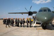 Amazonlardaki yangınlara savaş uçaklarıyla müdahale ediliyor