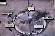 İran Trumpın infilak ettiğini öne sürdüğü uydunun görüntülerini paylaştı