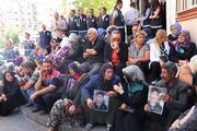 Diyarbakırda bekleyiş sürüyor Aile sayısı 13e yükseldi...