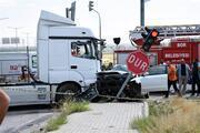 Hatay Emniyet Müdürü Kamil Karabörk kaza geçirdi