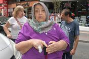 Yaşlı kadın yaşadığı kâbus dolu anları anlattı