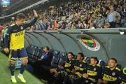 Fenerbahçe - Ankaragücü maçından kareler