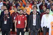 Yeni Malatyaspor - Galatasaray maçından kareler