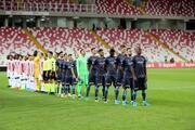 Sivasspor - Trabzonspor maçından kareler