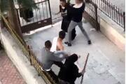 Ankarada meydan kavgası