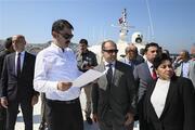 Çevre ve Şehircilik Bakanı Murat Kurum Bodrumda