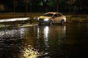 Marmarada kuvvetli rüzgar ve yağış