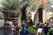 Bodrumda sel... Araçlar sürüklendi, 5 yıldızlı otelleri su bastı, küçük çocuk son anda kurtarıldı