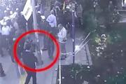 Ankara Garı önündeki terör saldırısının yeni görüntüleri ortaya çıktı