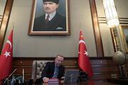 İşte Cumhurbaşkanı Erdoğanın harekatın emrini verdiği o an