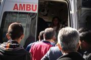 Sultangazide okula girmek isteyen 2 kişi güvenlik görevlisini darp etti