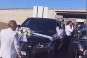 İstanbulda lüks araçlı düğün konvoyu terörü