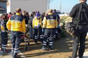 Uşaktan yürek yakan haber Yangında 3ü çocuk 4 kişi hayatını kaybetti