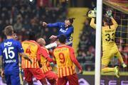 Kayserispor - Fenerbahçe maçından kareler...