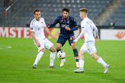 Wolfsberger - Başakşehir maçından kareler...