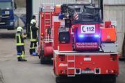Almanyada madende patlama