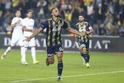 Fenerbahçe - Kasımpaşa maçından kareler...