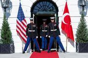 ABD Başkanı Trump, Cumhurbaşkanı Erdoğanı böyle karşıladı