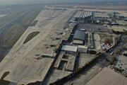 Atatürk Havalimanının yıkımı havadan görüntülendi