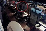 Beşiktaşta kafe önünde öğretmen kadına saldıran kadın yakalandı