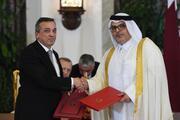 Cumhurbaşkanı Erdoğan, imza törenine katıldı