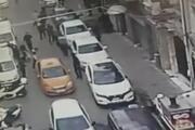 İstanbulda dehşet anları kamerada