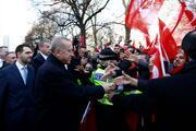 Cumhurbaşkanı Recep Tayip Erdoğan Londrada