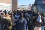 İstanbulda metroda arıza yoğunluğu