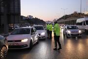 EDS yok dediler ama...Emniyet şeridine giren sürücülere ceza yağdı