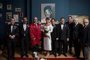 İşte düğünden ilk fotoğraf
