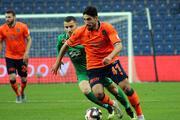 Başakşehir - Kırklarelispor maçı fotoğrafları