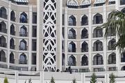 Antalyada 5 yıldızlı otelde yangın
