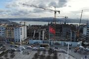 Yeni Atatürk Kültür Merkezi Taksimde yükselmeye başladı