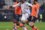 Başakşehir-Beşiktaş maçından en özel kareler