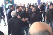 Şanlıurfada CHP kongresinde arbede