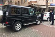 Kağıthanede lüks cipe silahlı saldırı: 2 yaralı