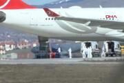 Esenboğa Havalimanında koronavirüs alarmı