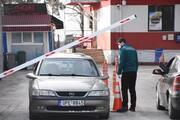Avrupaya açılan sınır kapılarında corona virüs önlemi