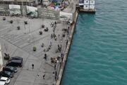 Üsküdarda yasaklandı ancak Karaköyde manzara değişmedi
