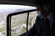 Vanda, koronavirüs yasaklarına uymayanlara havadan uyarı