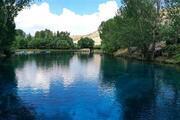 Doğal akvaryum Gökpınar Gölü için proje