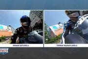 19 Mayıs Atatürk Rallisinde Kenan Sofuoğlu ile Toprak Razgatlıoğlu İstanbulu turladı
