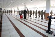 Bakan Akar ve TSK komuta kademesinden sınır hattında bayram