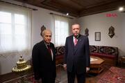 Cumhurbaşkanı Erdoğan ve MHP Genel Başkanı Bahçeli, Demokrasi ve Özgürlükler Adasında