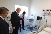 Sancaktepe Prof. Dr. Feriha Öz Acil Durum Hastanesi açıldı