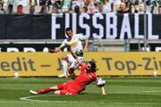 Borussia Mönchengladbach - Union Berlin maçından kareler