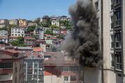 İstanbulda hareketli dakikalar Canlarını çok zor kurtardılar