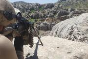 Siirtte 5 teröristin etkisiz hale getirildiği operasyon görüntülendi